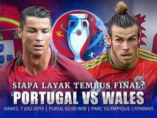 Bồ Đào Nha- Wales, 2h0 ngày 7/6: Vật cản khôn lường tại Lyon