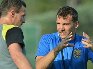 Shevchenko dẫn dắt tuyển Ukraine