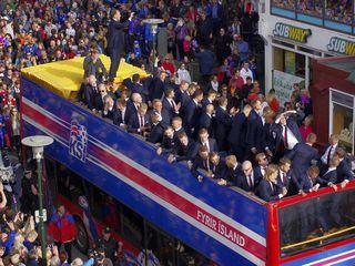 Gần 20 nghìn Fans chào đón ĐT Iceland về nước