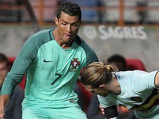 Bồ Đào Nha 2-1 Bỉ (Giao hữu quốc tế)