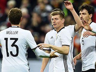 Đức 4-1 Ý (Giao hữu quốc tế)