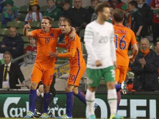 Ireland 1–1 Hà Lan: Bài học quý giá