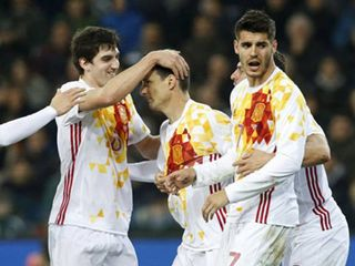 Tây Ban Nha 3-1 Bosnia (Giao hữu Quốc tế 2016)