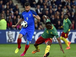 Pháp 3-2 Cameroon(Giao hữu quốc tế)