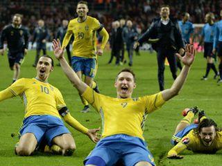 Thụy Điển 0-0 Slovenia(Giao hữu quốc tế)