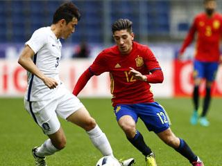 Tây Ban Nha 6-1 Hàn Quốc (Giao hữu Quốc tế 2016)