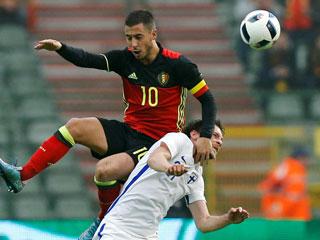 Bỉ 1-1 Phần Lan (Giao hữu Quốc tế 2016)