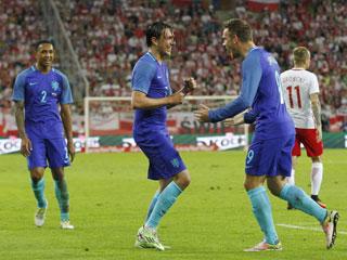 Ba Lan 1-2 Hà Lan (Giao hữu Quốc tế 2016)