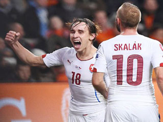 Nga 1-2 CH Czech (Giao hữu Quốc tế 2016)