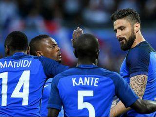 Pháp 3-0 Scotland (Giao hữu quốc tế 2016)