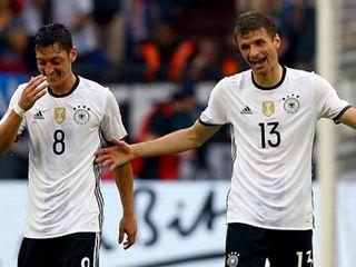 Đức 2-0 Hungary Giao hữu quốc tế 2016