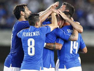 Italia 2-0 Phần Lan (Giao hữu Quốc tế 2016)