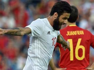 Tây Ban Nha 0-1 Georgia(Giao Hữu Quốc Tế)