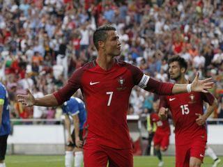 Bồ Đào Nha vs Estonia(Giao hữu quốc tế 2016)