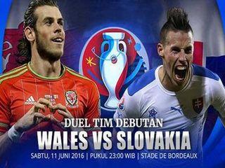 Dự đoán trận xứ Wales-Slovakia