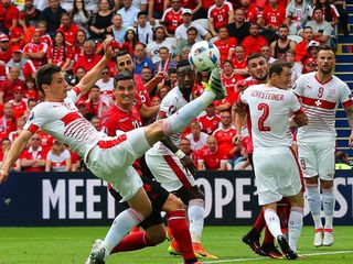 Thụy Sĩ 1-0  Albania: Tiếc cho Albania