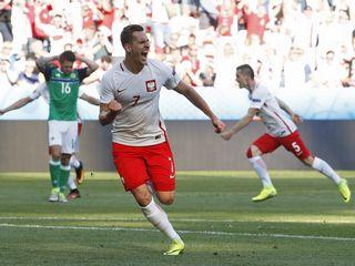 Ba Lan 1-0 Bắc Ireland(Bảng C EURO 2016)