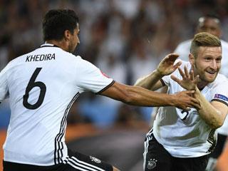 Đức 2-0 Ukraine (Bảng C EURO 2016)