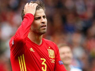Tây Ban Nha 1-0 CH Czech (Bảng D EURO 2016)