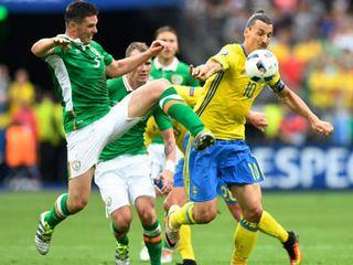 Thụy Điển 1-1 CH Ireland: Thụy Điển hòa may mắn