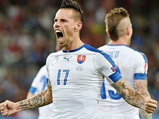 Nga 1-2 Slovakia(Bảng B EURO 2016)