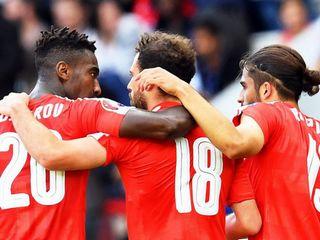 Thụy Sỹ 1-1 Romania(Bảng A EURO 2016)
