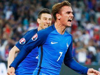 Pháp 2-0 Albania(Bảng A EURO 2016)