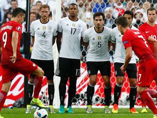 Đức 0-0 Ba Lan (Bảng C EURO 2016)