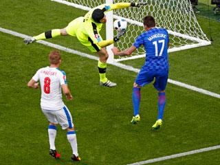 Croatia 2-2 CH Czech (Bảng D EURO 2016)
