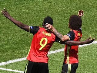 Bỉ 3-0 CH Ireland(Bảng E EURO 2016)