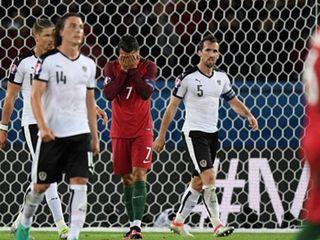Bồ Đào Nha 0-0 Áo (Bảng F EURO 2016)