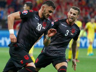 Romania 0-1 Albania (Bảng A EURO 2016)