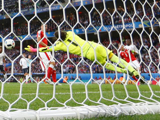 Pháp 0-0 Thụy Sỹ (Bảng A EURO 2016)