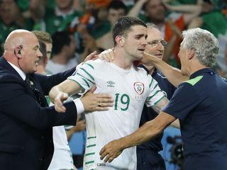 Italia 0-1 Ireland(Bảng E EURO 2016)