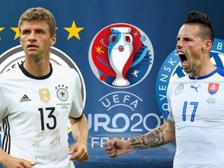 Gà Tài dự đoán Đức vs Slovakia