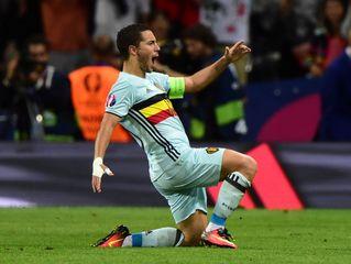 Bỉ 4-0 Hungary (Vòng 1/8 EURO 2016)
