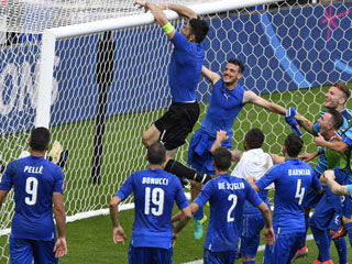 Italia 2-0 Tây Ban Nha (Vòng 1/8 EURO 2016)