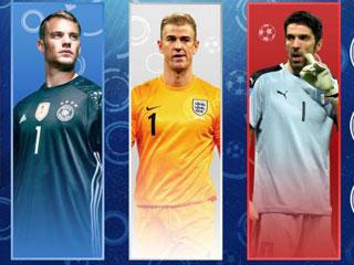 Top 10 thủ thành xuất sắc nhất trước tứ Kết EURO