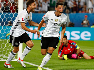 Đức 1-1 Italia (tứ kết Euro 2016)