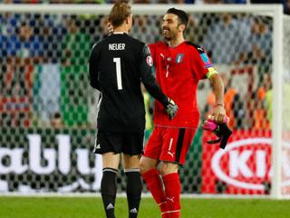 Đức 1-1 Italia (sút hỏng luân lưu)