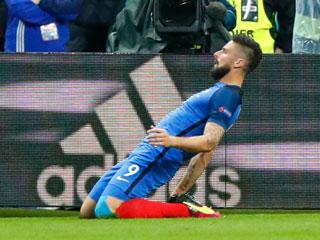 Pháp 5-2 Iceland (Tứ kết EURO 2016)
