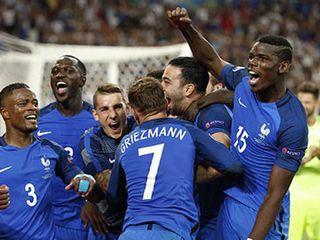 Đức 0-2 Pháp (Bán kết EURO 2016)